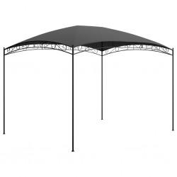vidaXL Mueble de madera de almacenaje con 3 cestas marrón