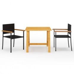 Tander Red de luces de Navidad 204 LED blanco cálido 3x2 m