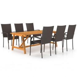 Tander Red luces Navidad 306 LEDs blanco frío 3x3 m interior/exterior