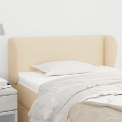 vidaXL Funda de silla elástica 4 unidades blanca