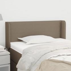 vidaXL Funda para silla elástica 4 unidades negra