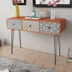 2 manteles blancos de 80 cm con lazo