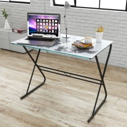 Set de 6 Fundas ajustadas para sillas, color rojo burdeos
