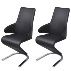 vidaXL Planta artificial hiedra 2 unidades 90 cm