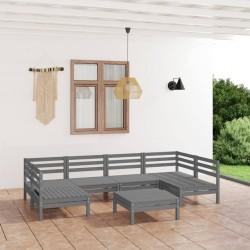 Tander Portería de fútbol con red madera pino impregnada 160x100x80 cm