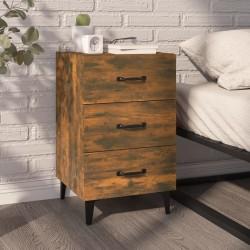 vidaXL Mesa de salón comedor con superficie de vidrio y patas negras