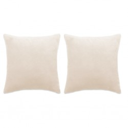 vidaXL Funda elástica para mesa 2 unidades 70 cm gris antracita