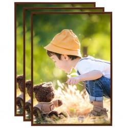 vidaXL Funda elástica para mesa 2 unidades 80 cm gris antracita