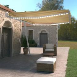 Set decorativo de lienzos para pared Nueva York noche 100 x 50 cm