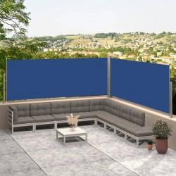 vidaXL Cochecito/Silla de paseo de 3 ruedas rojo y negro