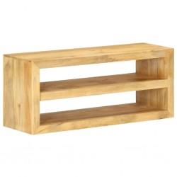 Lámpara LED de techo, estilo industrial, seis focos negro