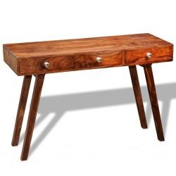 vidaXL Árbol de Navidad artificial con soporte acero 210 cm 1210 ramas