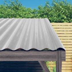 vidaXL Fundas de cojines 4 uds apariencia de lino terracota 40x40 cm
