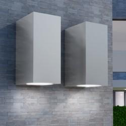 vidaXL Sofá Cama con Mesa Desplegable de Cuero Artificial de Color negro